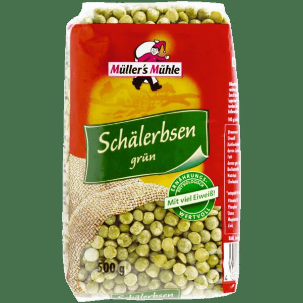 Müller's Mühle грах зелен