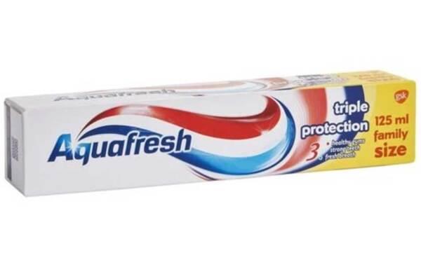 Aquafresh паста за зъби Triple Protection