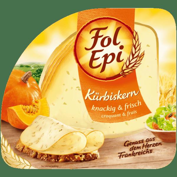 Fol Epi сирене с тиквени семки