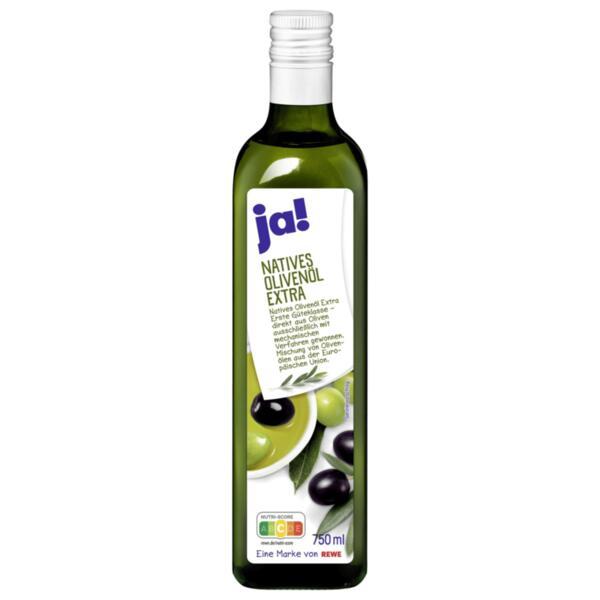 JA! маслиново масло екстра