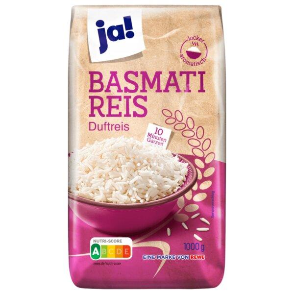 JA! ориз басмати