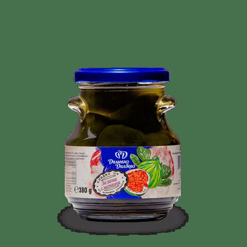 Дилмано Дилберо сладко зелени смокини