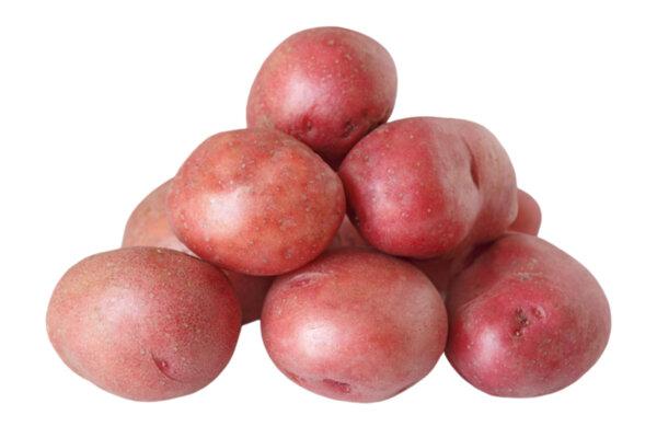 Картофи червени