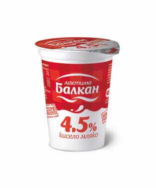 Балкан краве кисело мляко 4.5%