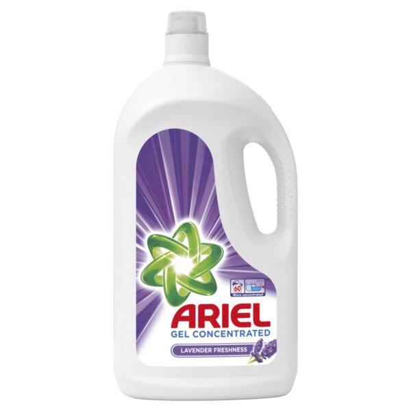 Ariel течен препарат за пране лавандула (60 пранета)