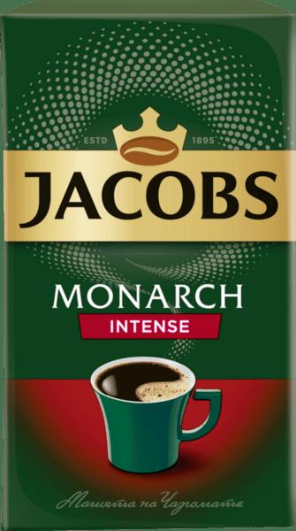 Jacobs Monarch Intense мляно кафе (250 г)