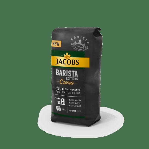 Jacobs Barista Editions Crema кафе на зърна