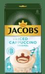 Jacobs Айс капучино разтворимо кафе, кутия (8 бр. х 17.8 г)