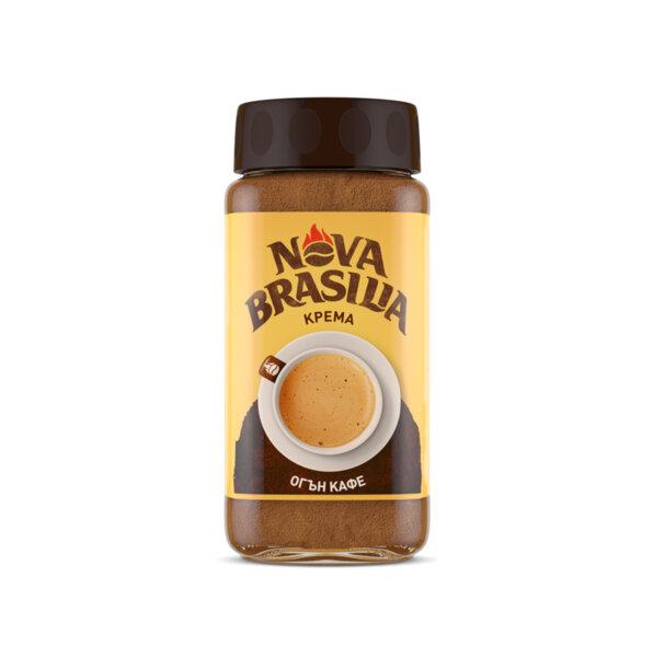 Nova Brasilia Крема разтворимо кафе