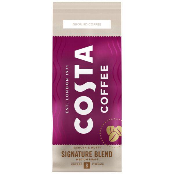 Costa Coffee мляно кафе сигничър медиум, 8