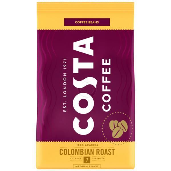 Costa Coffee кафе на зърна Колумбия, 7