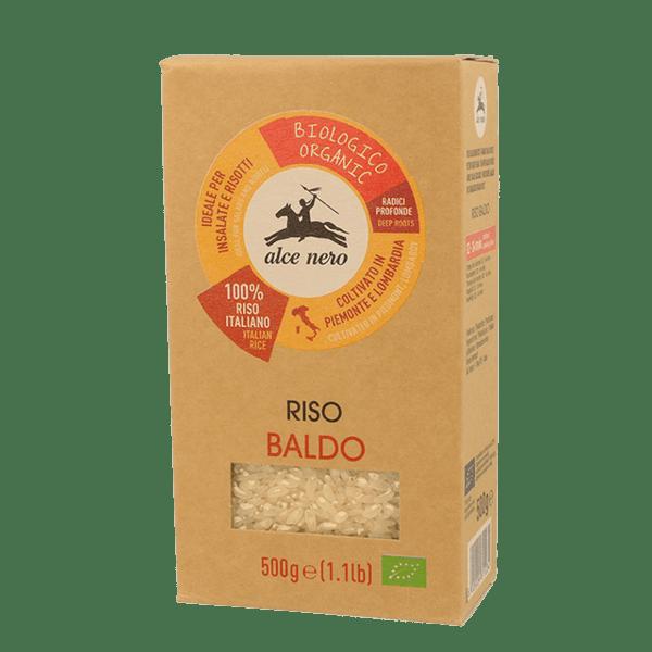 Alce Nero био бял ориз Baldo