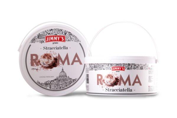 Jimmy's сладолед Roma страчатела