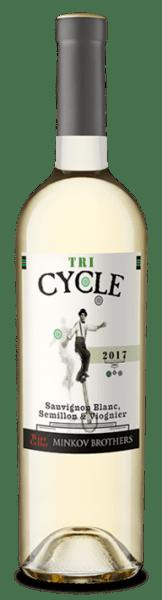Cycle бяло вино совиньон блан, семийон и вионие