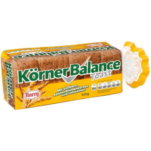 Harry пълнозърнест хляб Balance Toast