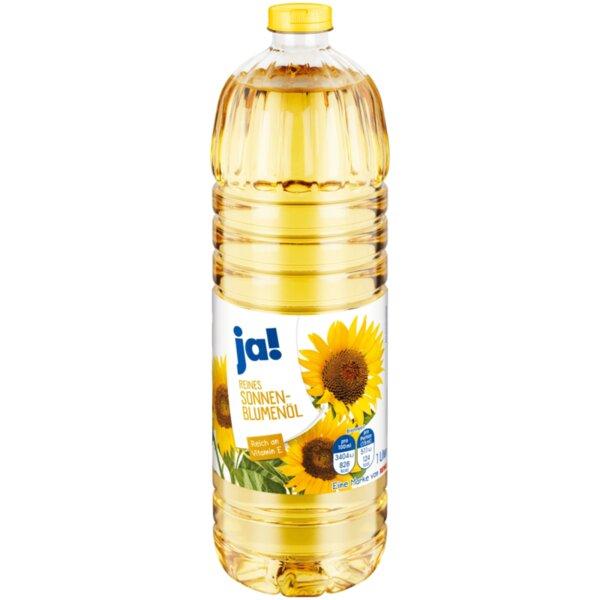 Ja! слънчогледово олио