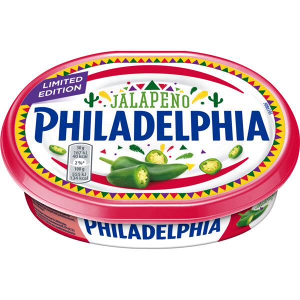 Philadelphia крема сирене халапеньо