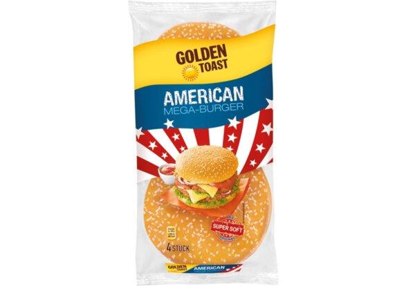 Golden Toast хлебчета мега бургер