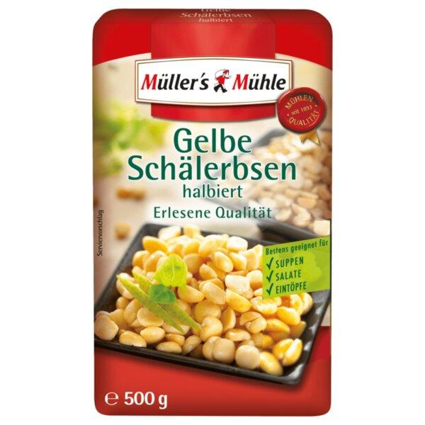Müller's Mühle жълт грах