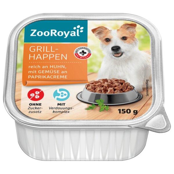 ZooRoyal кучешка храна хапки пилешко със зеленчуци