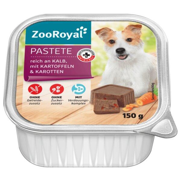 ZooRoyal кучешка храна пастет
