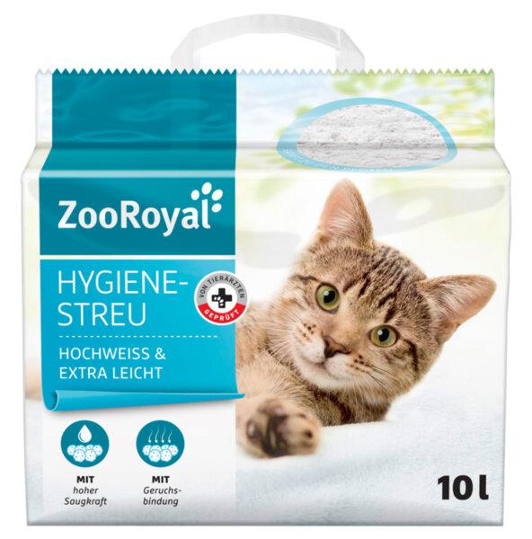 ZooRoyal котешка тоалетна (10 л)