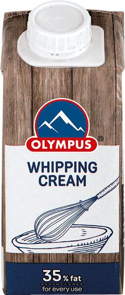 Olympus млечна сметана 35% UHT