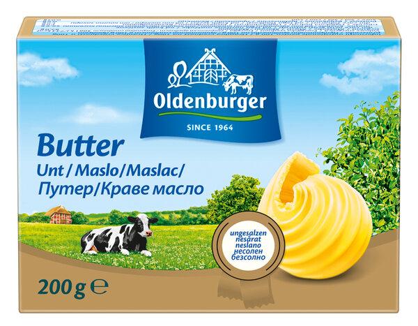 Oldenburger краве масло 82%