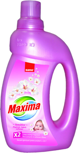 Sano Maxima омекотител Sensitive (30 пранета)