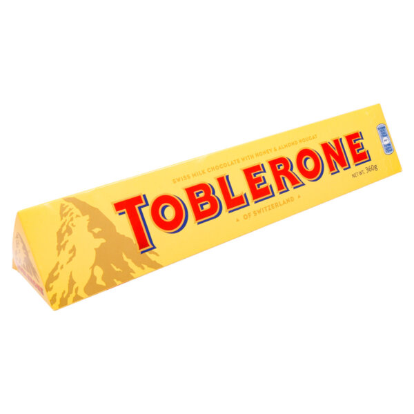 Toblerone млечен шоколад