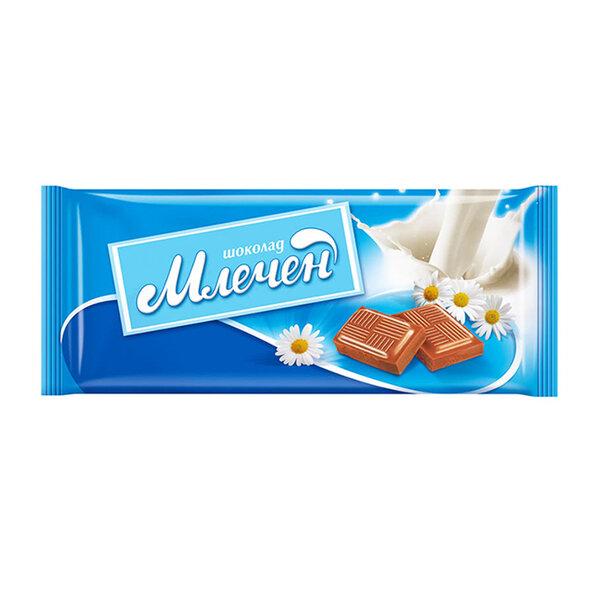 Фин млечен шоколад