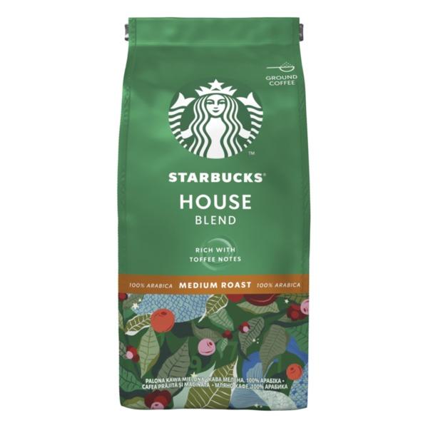 Starbucks House Blend мляно кафе