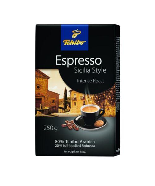 Tchibo Espresso Sizilian Style мляно кафе