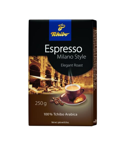 Tchibo Espresso Milano Style мляно кафе