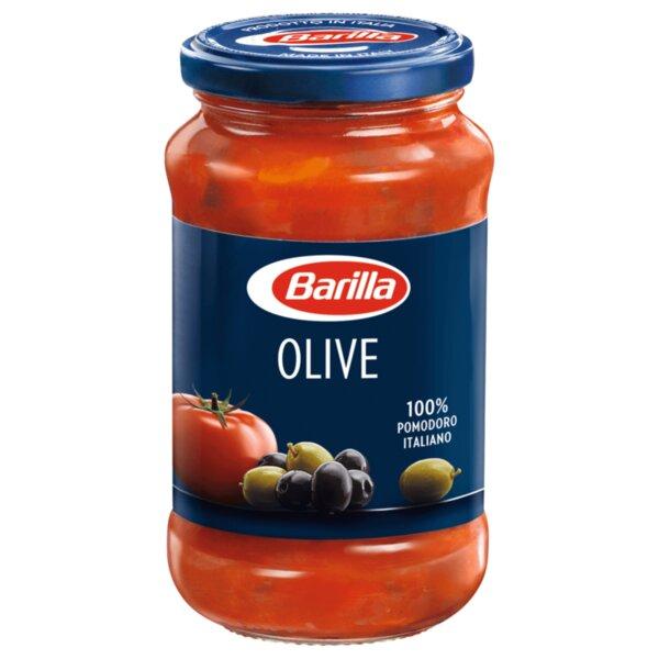 Barilla сос маслини