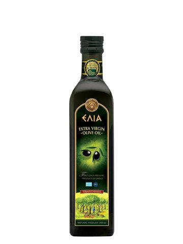Elia маслиново масло екстра върджин