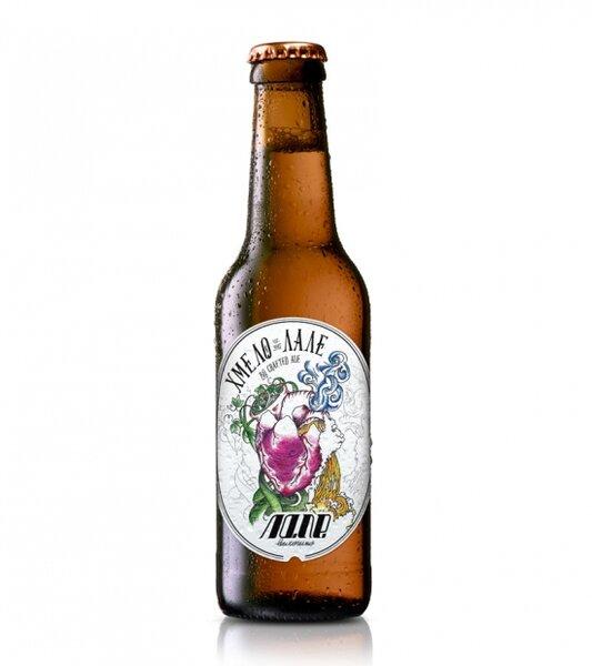 Витошко лале хмело лале крафтед ейл бира в бутилка 4.8%