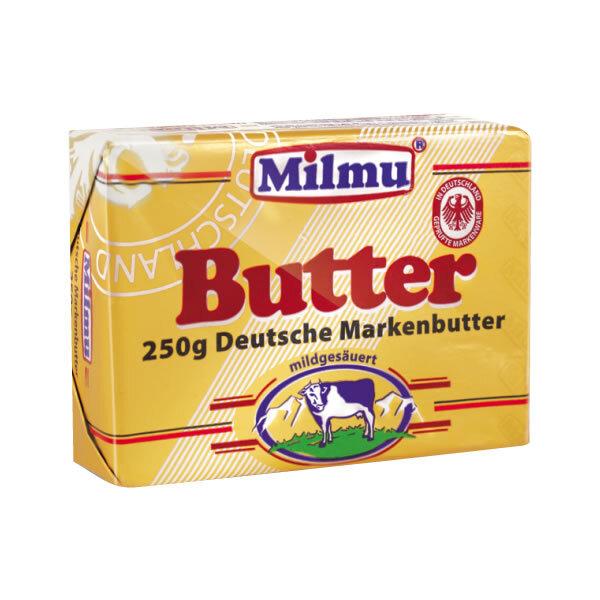 Milmu немско краве масло 82%