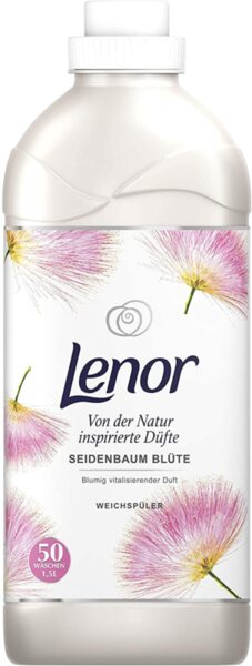 Lenor омекотител Silk Tree Blossom (45 пранета)