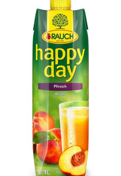 Rauch Happy Day нектар праскова 50%