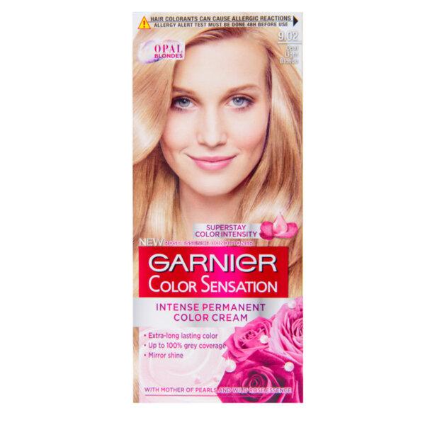 Garnier Color Sens боя за коса опалово рус 9.02