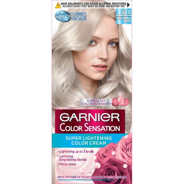 Garnier Color Sens боя за коса ултра опушено русо S11