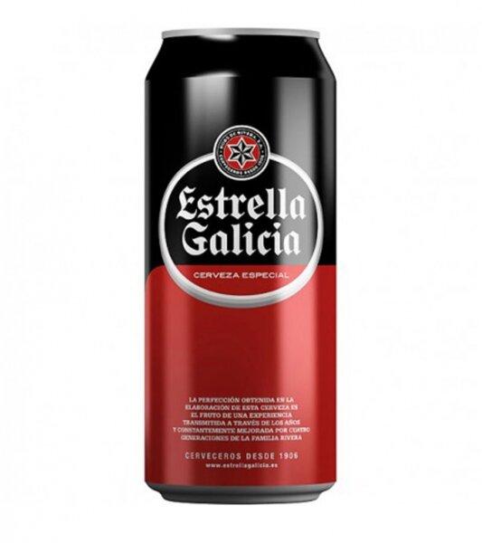 Estrella Galicia Especial бира в кен 5.5%