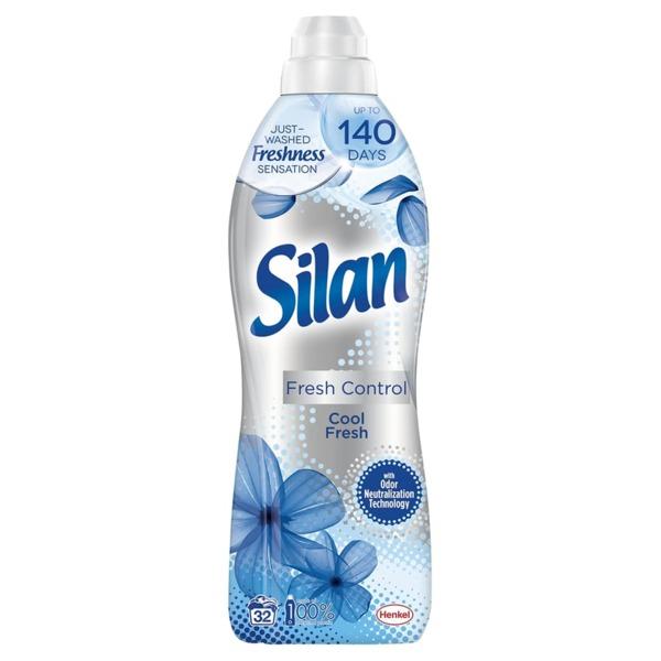 Silan Cool Fresh омекотител (32 пранета)
