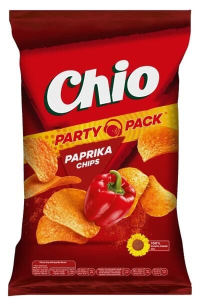 Chio чипс с паприка
