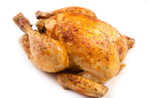Hit Max пиле на грил