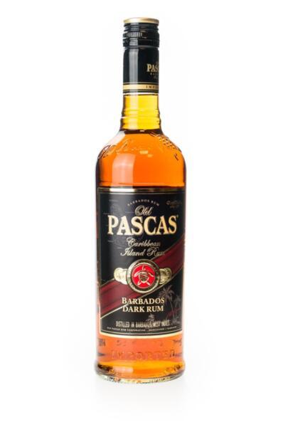 Old Pascas тъмен ром (700 мл)