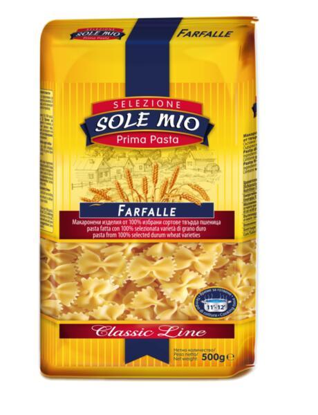 Sole Mio фарфале (500 г)