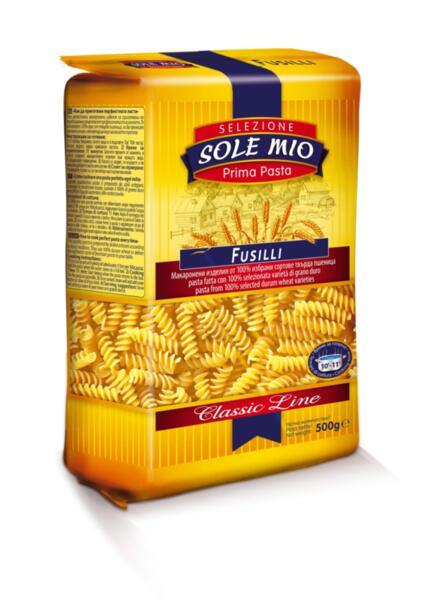 Sole Mio фузили (500 г)