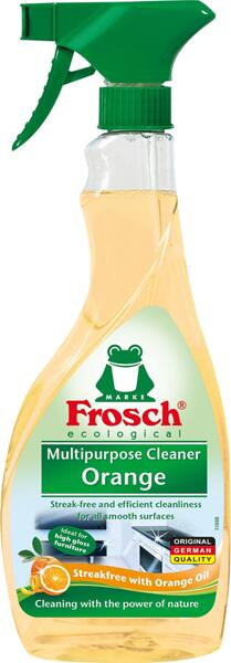 Frosch почистващ препарат за всякакви повърхности, спрей (500 мл)